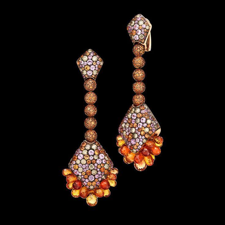 Jewelry de  Best 25+ Orange sapphire ideas on Pinterest | Fire opals ...