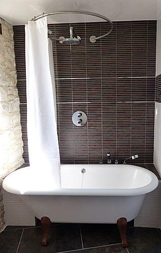 les 25 meilleures id es de la cat gorie barre rideau de douche sur pinterest. Black Bedroom Furniture Sets. Home Design Ideas