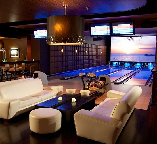 64 best Home Bowling Alley - Seating & Storage Ideas images on ...