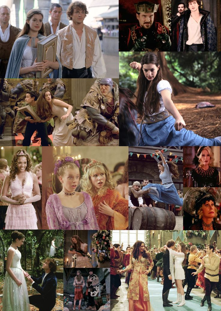 Ella Enchanted 2004 Never get bored of watching this movie ;)