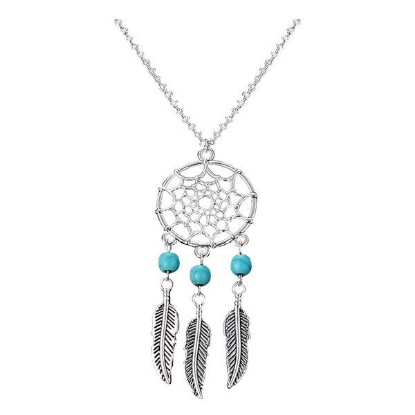 Dreamcatcher Necklace @ Fig & Wattle