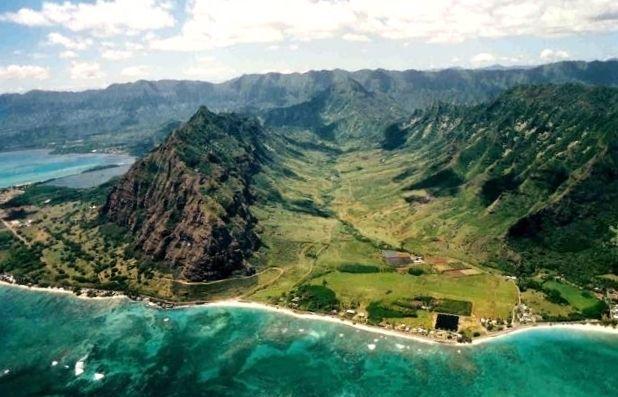 Kuala Ranch, Oahu,Hawaii