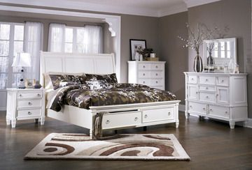 Ashley Furniture - Prentice Bedroom collection