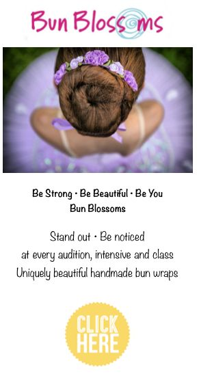 Uniquely beautiful Handmade bun wraps ensure you are noticed at every audition, intensive and class. Bun Blossoms come in 7 beautiful colors 7 more to come.  On instagram @bun_blossoms & facebook: Bun Blossoms