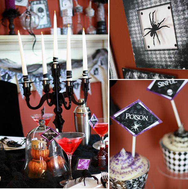 17 best images about amazing and fun adult party ideas on for Adult birthday party decoration