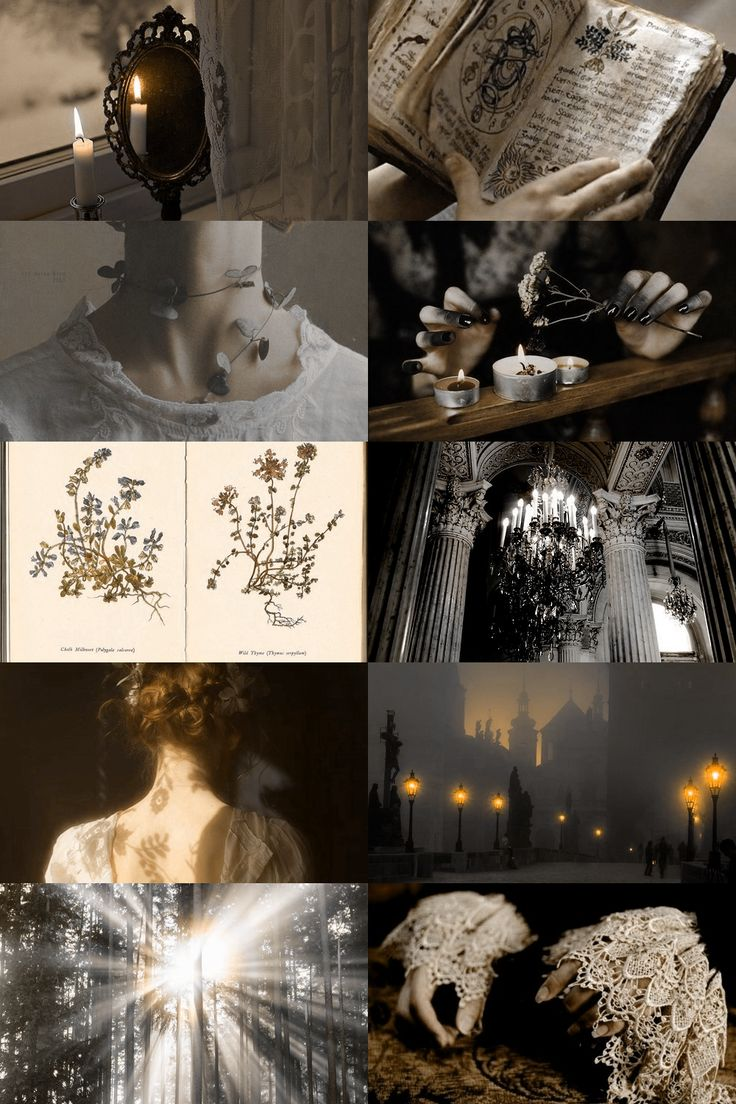 victorian witch aesthetic