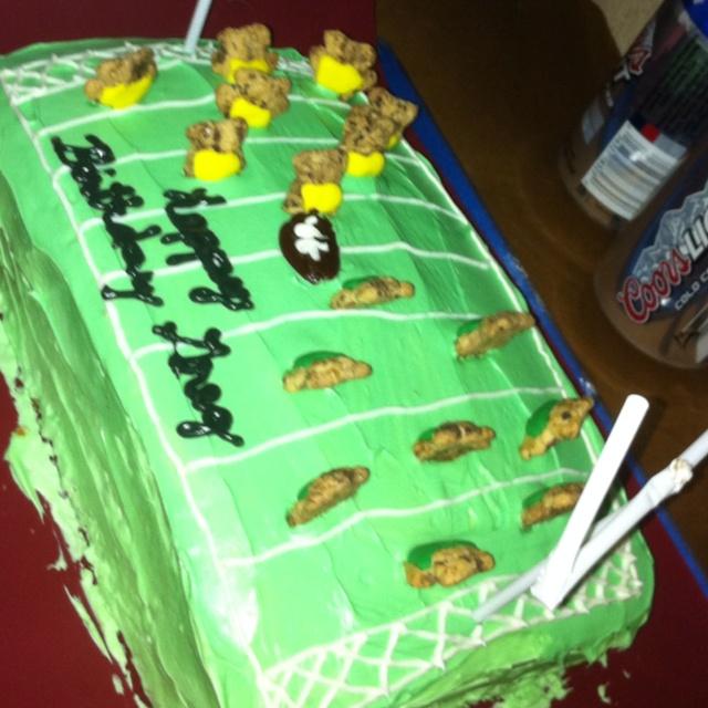 Cake made by Kaka!!