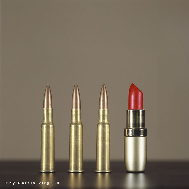 Bizarre Still Life – Feminine Ammunition © Photography by Narcis Virgiliu www.narcisvirgiliu.ro