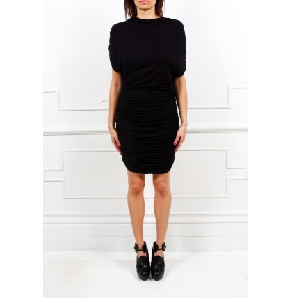 Greta Constantine - Masee Cowl Neck  Dress
