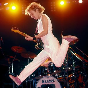 """The Police were a new kind of power trio, and Andy Summers was the main reason. Quickly moving away from punk, he recast jazz chords and reggae rhythms as headlong rock & roll. Summers played as sparely as possible, constructing clipped twitches or dubby washes of sound – leaving ample room for Sting and Stewart Copeland. """"His tone and style were just absolutely perfect – he left space around everything,"""" Rush's Alex Lifeson said."""