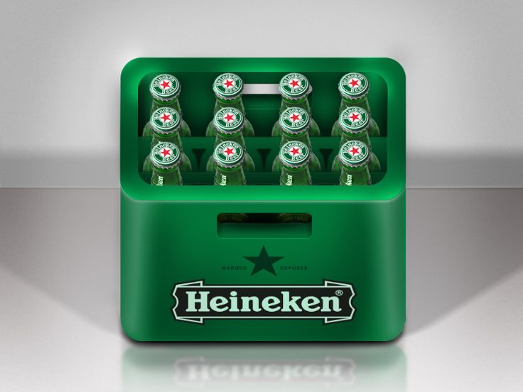 Heineken Icon by Bojan Herceg