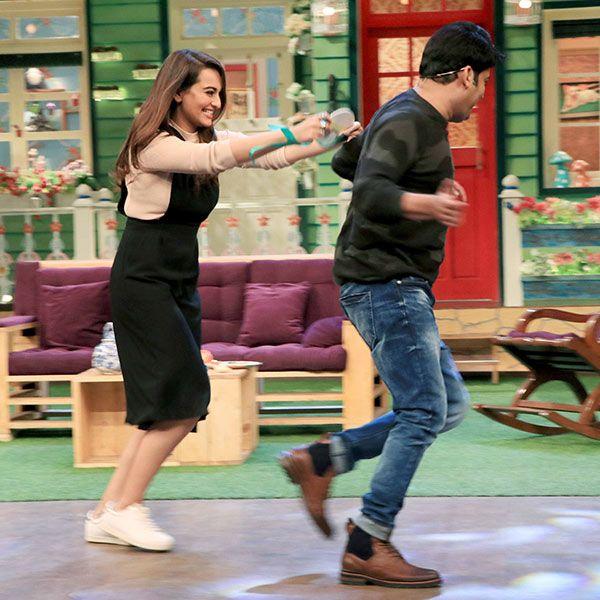 Sonakshi Sinha on 'The Kapil Sharma Show'