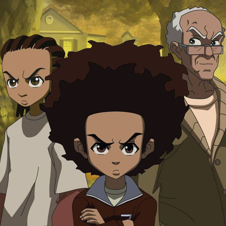boondocks characters - Yahoo Image Search Results