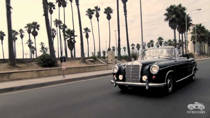 Mercedes-Benz Owner Stories -- 220 SE Cabriolet Family History -- Classi...