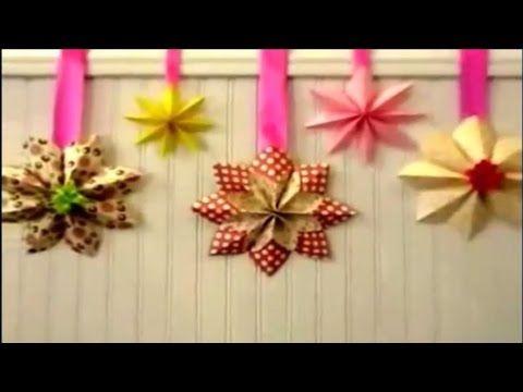 Cara Membuat Dekorasi Bunga Kertas Origami https://www.youtube.com/watch?v=XUXq-YB4KnA
