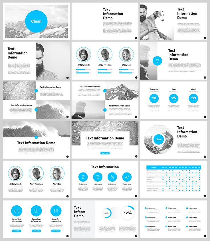 Free Clean Modern Powerpoint Template Powerpoint Design Templates Powerpoint Presentation Design Free Keynote Template