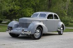 1937 Cord 812 Westchester Supercharged