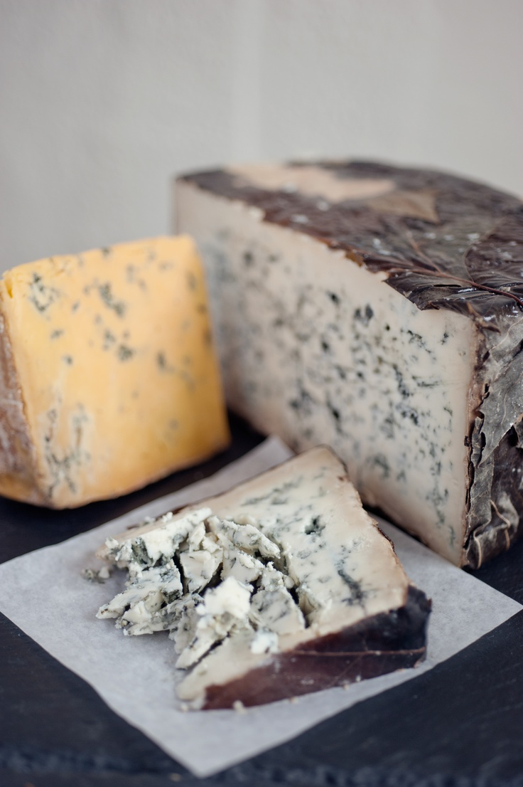Beautiful Blues: Shropshire & Queso de Valdeon