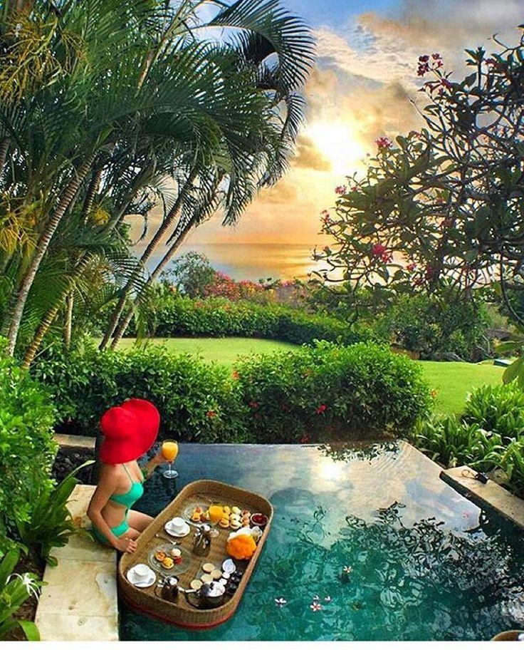 Ayana Resort Amp Spa Luxurious 78 Private Pool Villas