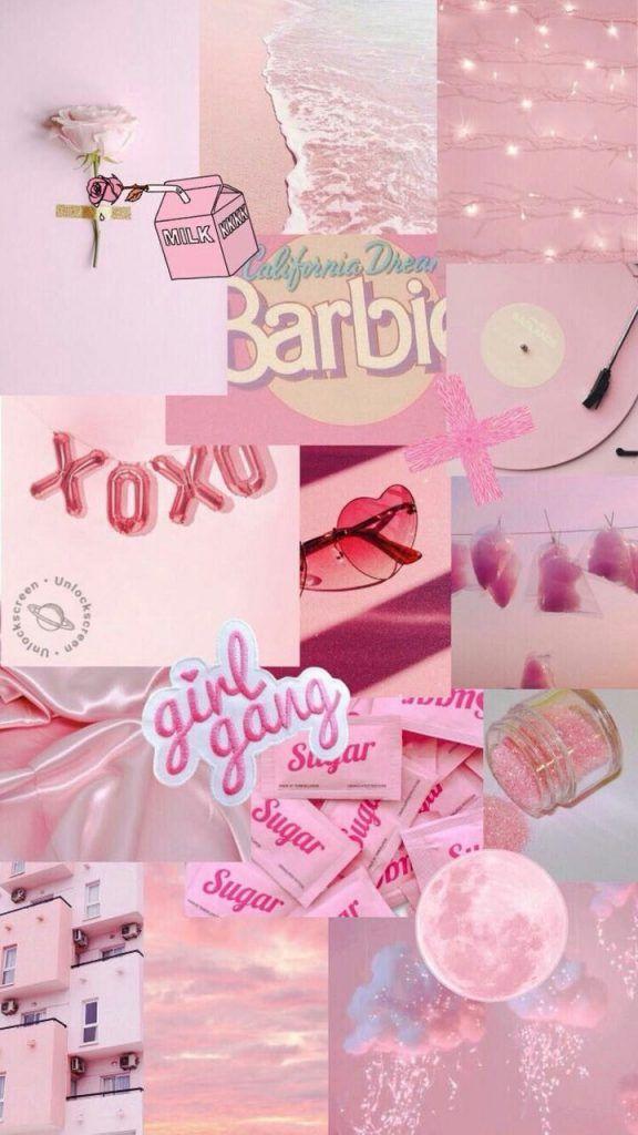Barbie Girl Gang Aesthetic Wallpaper Pink Wallpaper Iphone Pink Wallpaper Aesthetic Iphone Wallpaper Cool pink wallpaper for iphone xr images