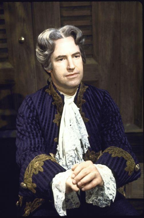 Larry Devon as Robert Livingston