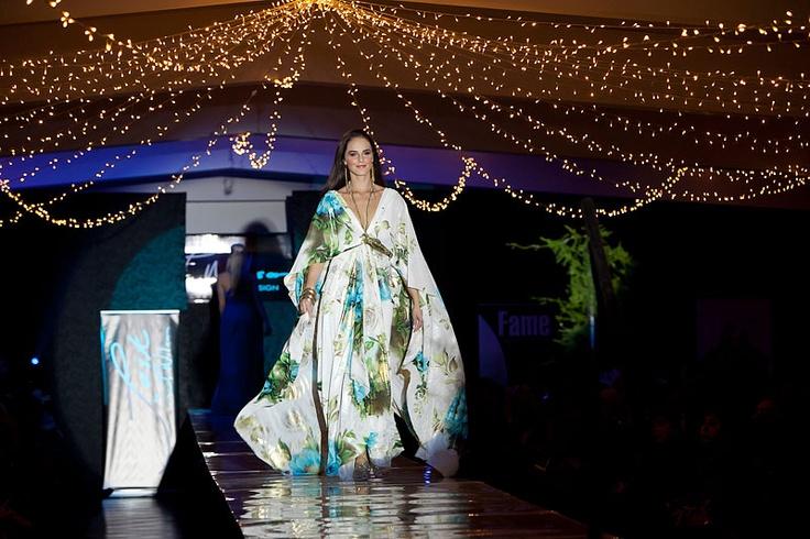 Show stopper, Resort wear by F Wilson Fashion Design.