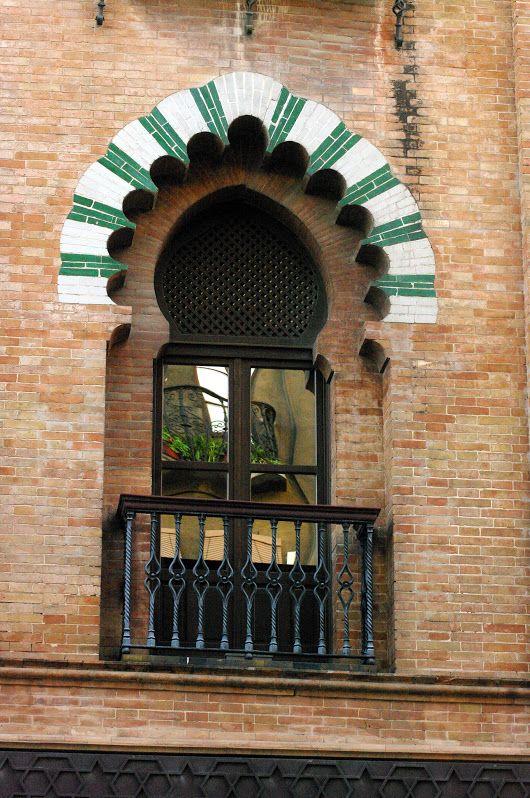 Sevilla - Ventanas-Balcones-Balconadas con encanto