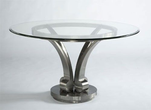 Johnston Casuals Francesca Round Dining Table Base Jc