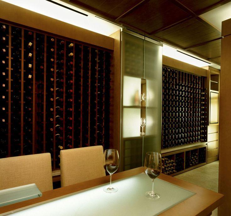 Inspirational Glass Doors for Wine Cellars