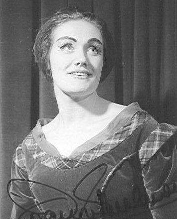 Early Joan Sutherland
