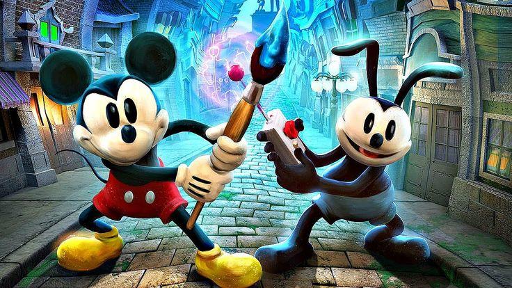 Микки Маус.Замок Иллюзий.Мультики и Игры для Детей.Mickey Mouse.Дисней.#...