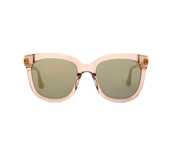 Lunettes de Soleil Polarisées Wayfarer New Gentle man or Women Monster eyeware V brand JUMPING JACK 02(P) sunglasses for Gentle monster sunglasses -sliver frame pink lens IGIsDrqRn