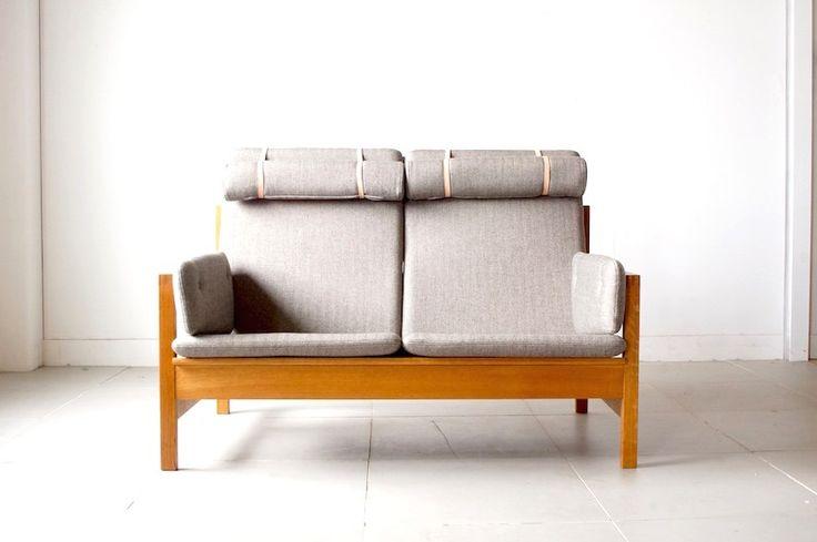 Bellbet | Model 2252 sofa by Borge Mogensen