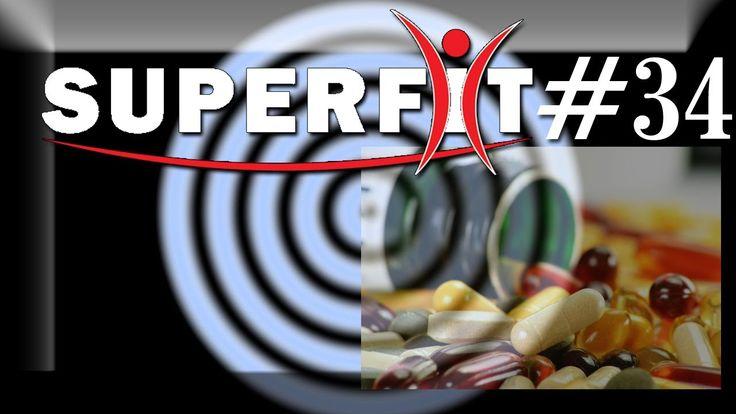 Emisiunea Superfit #34 - nutritia sportiva in ajutorul imunitatii