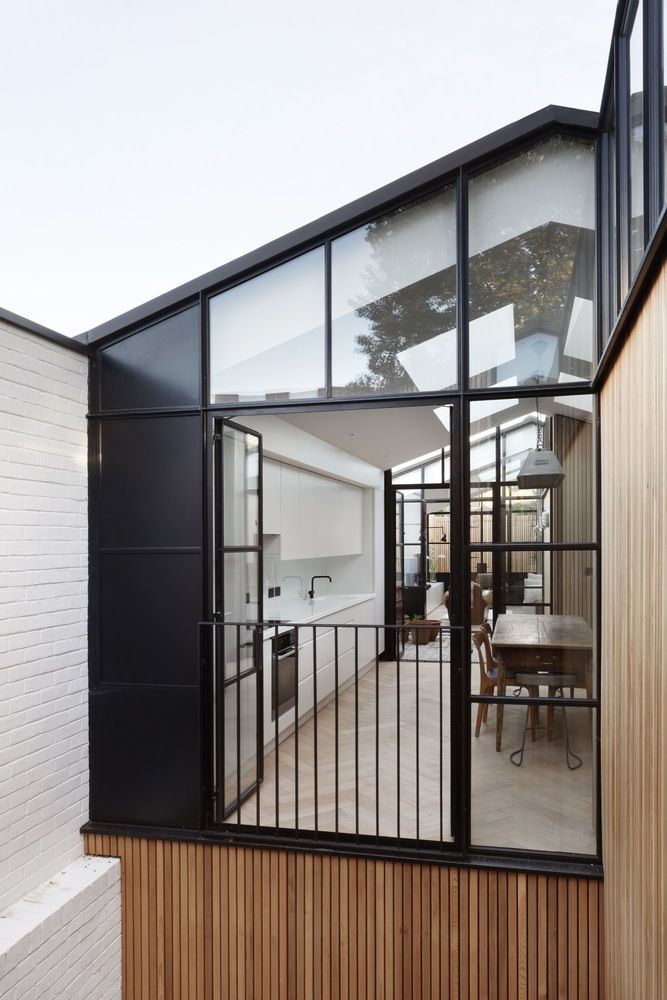 Transforming a storage unit into a simple, modern and wonderful apartment