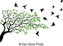 Image result for tree silhouette clipart