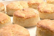 Scott Peacock's Hot, Crusty Buttermilk Biscuits
