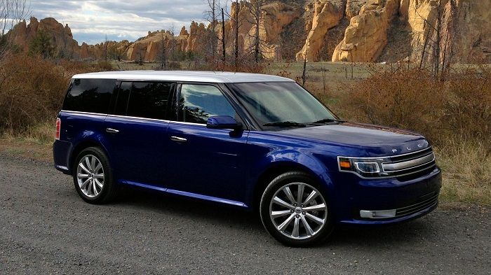 Best Cars To Sleep In During Long Road Trips Ford Flex Ford