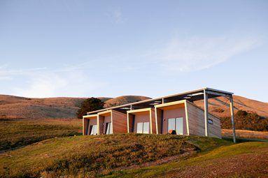 MIDDLEBROOK WRITERS' CABINS - Djerassi Resident Artists Program - Woodside, Estados Unidos - 2012 - CCS Architecture
