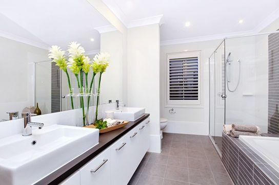 Benchmark bathroom