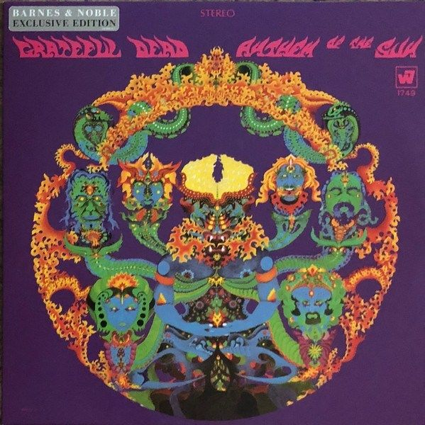 The Grateful Dead Anthem Of The Sun Limited Edition Color