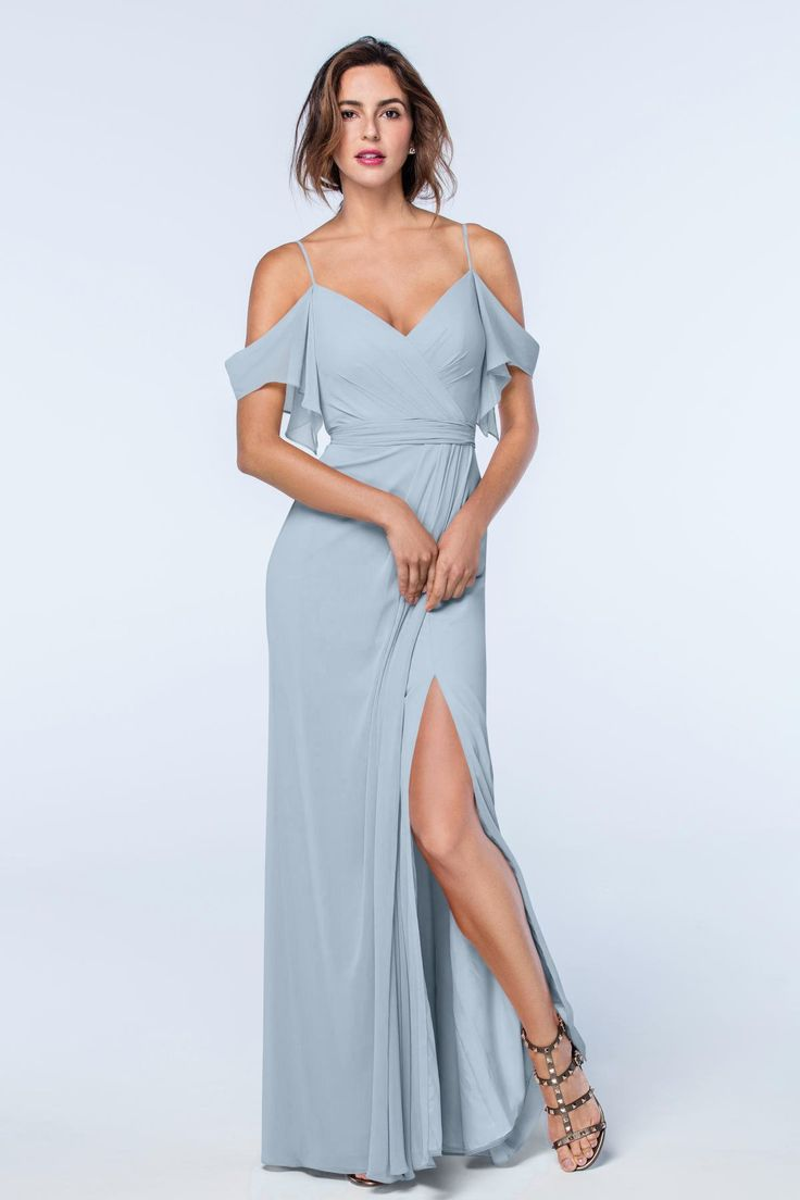 25 best watters bridesmaids dreses images on pinterest aldridge long dresses not another boring bridesmaid dress ombrellifo Image collections