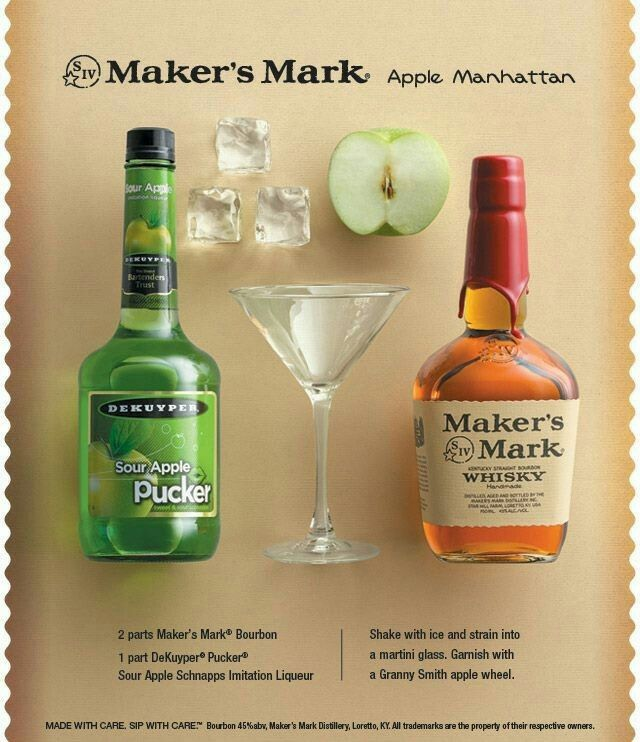 Makers Mark Holiday Drink Recipes
