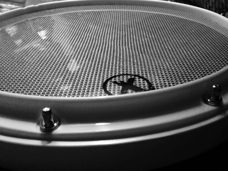 Xymox Percussion. Reserve Pad. Snare Drum Pad.