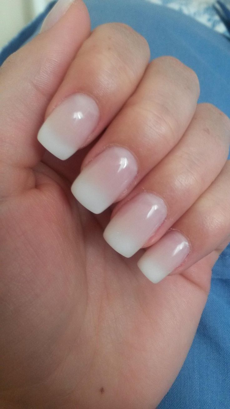 Gradient French Manicure: 17 Best Ideas About American Manicure On Pinterest