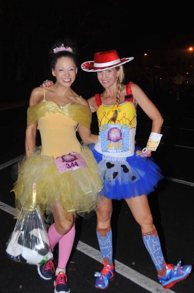 101 Reasons to Run Disney Princess Half Marathon Rack Tank ... |Disney Running Costumes Ideas Women