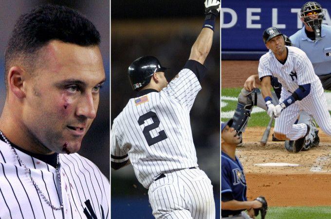 """Derek Jeter's """"Mr.November""""   NYY - New York Yankees ..."""