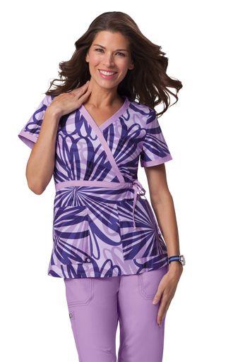 Koi Loo Loo Kathryn Print Style 115PR-LOO - Scrub Annex Medical Uniforms