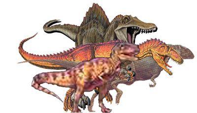 Le plus grand dinosaure carnivore : Tyrannosaurus rex ou Spinosaurus ? - Page 5