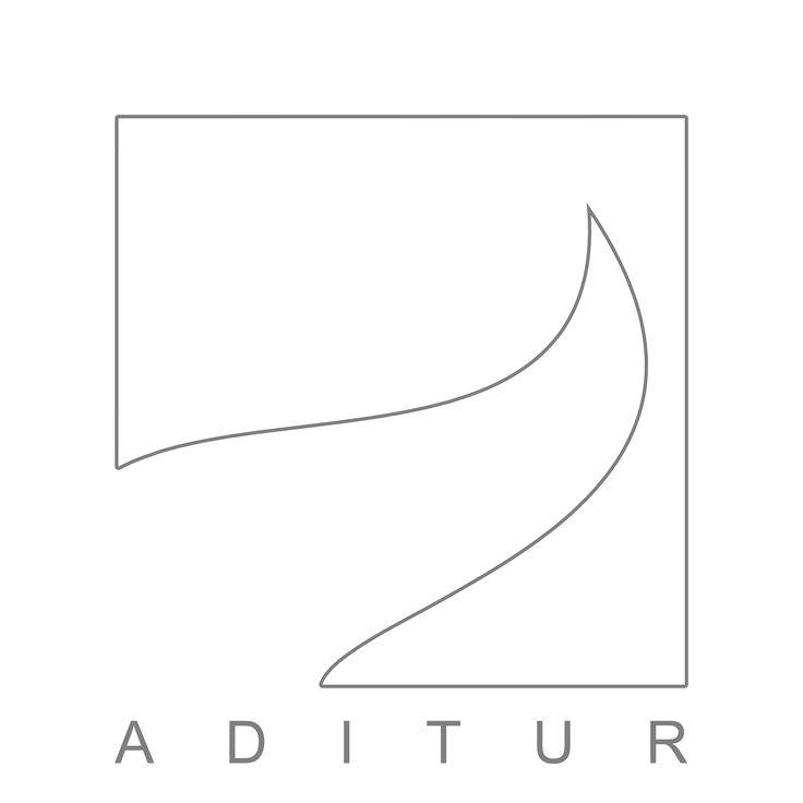 #Portfolio  Diseño de logotipo y branding para ADITUR.  #Hilarito #Logotipo #Logo #Diseño #DiseñoGráfico #Vector #Color #Logotype #Design #GraphicDesign #Branding #Marketing
